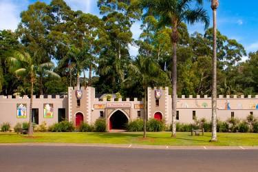 The Macadamia Castle at Knockrow, NSW